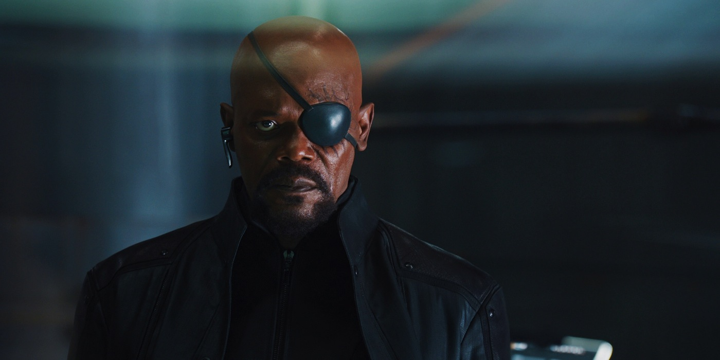 Nick Fury is co-starring in the 'Captain Marvel' movie for ...