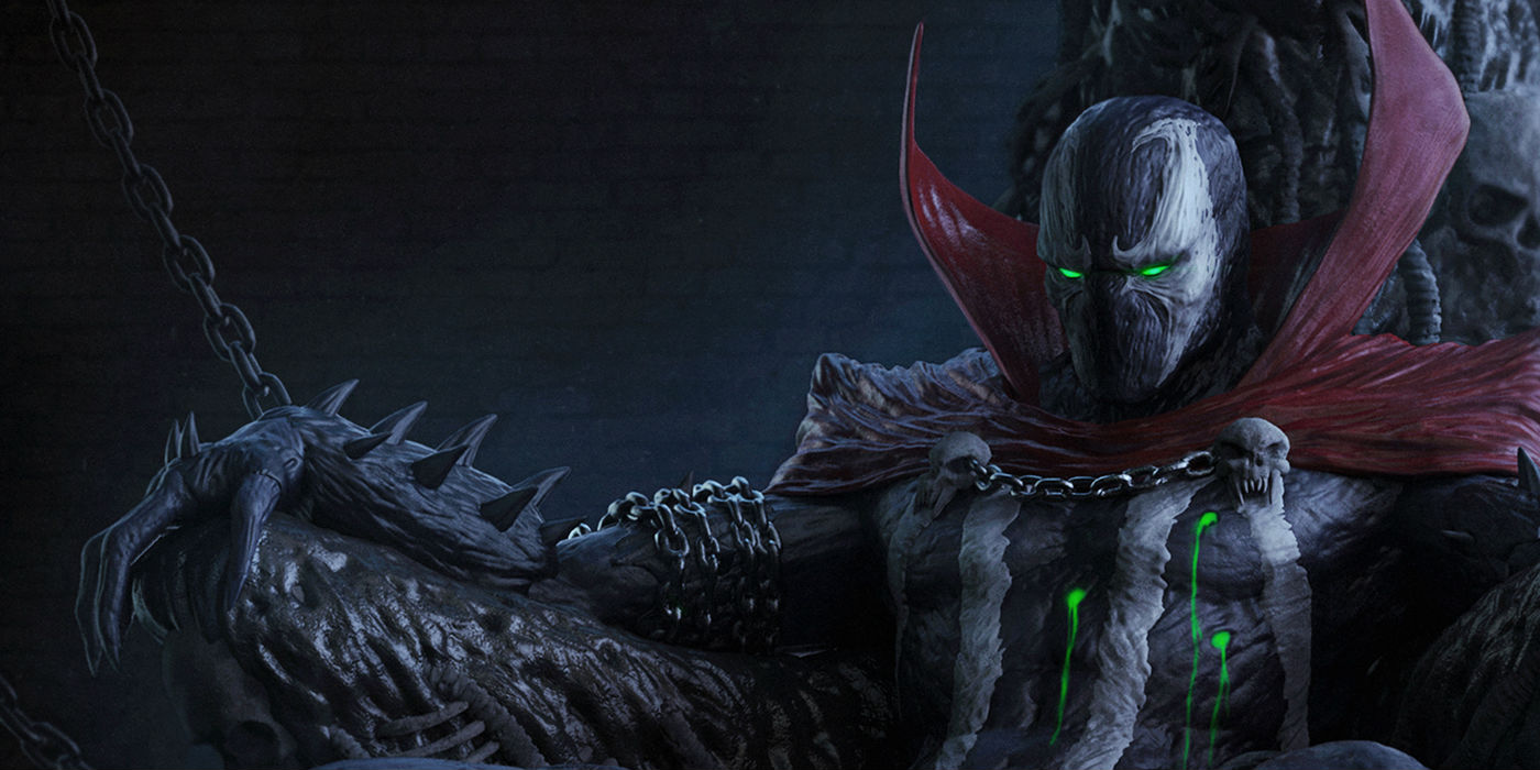 Spawn Movie Officially Happening With Creator Todd