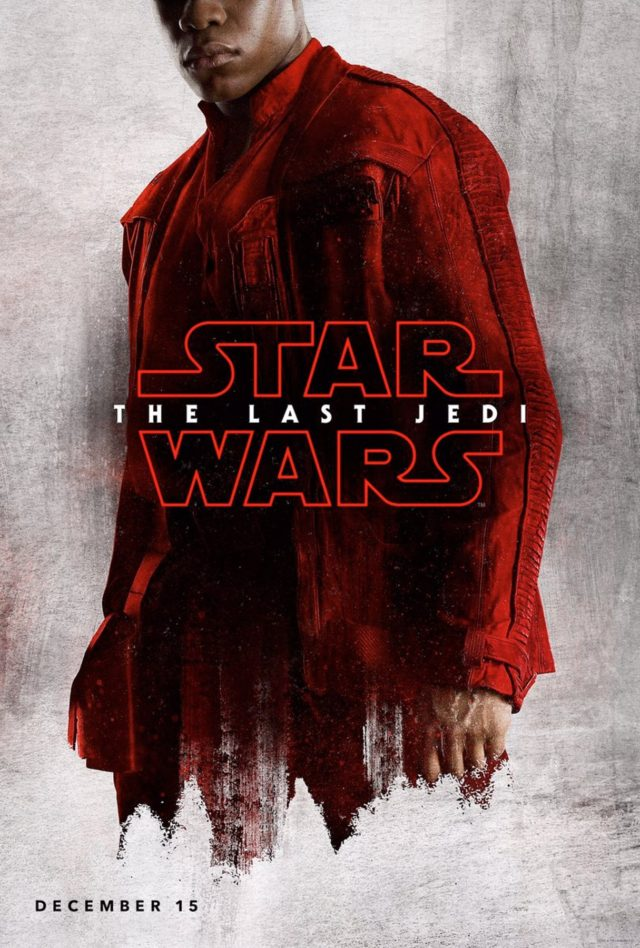 star wars the last jedi character posters 1