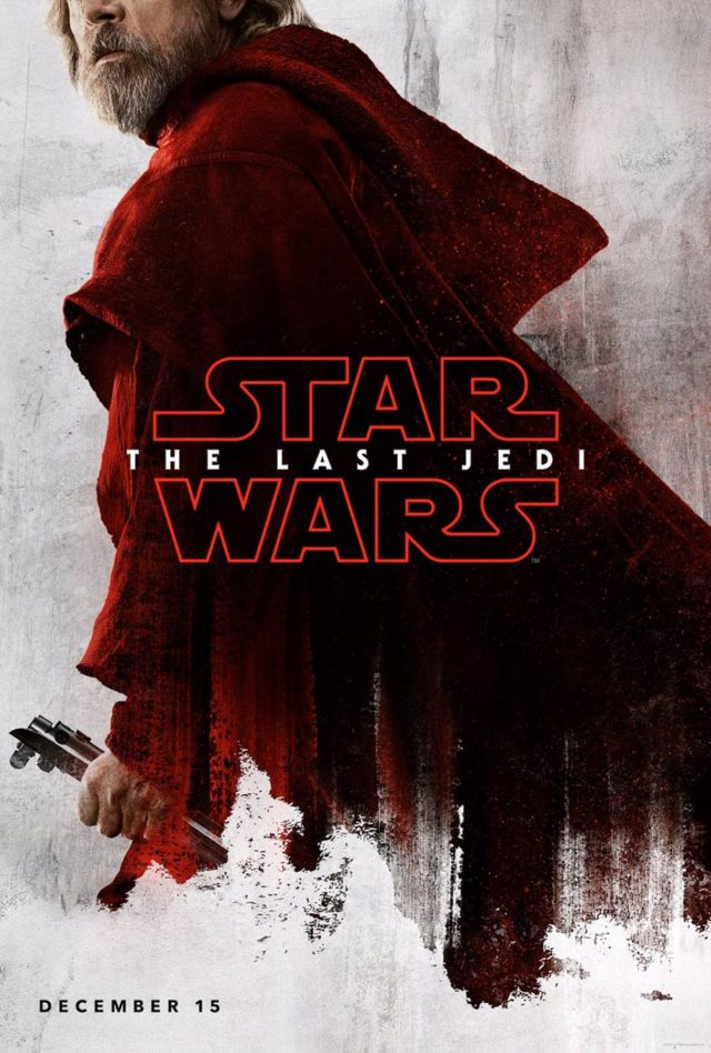 star wars the last jedi character posters 2