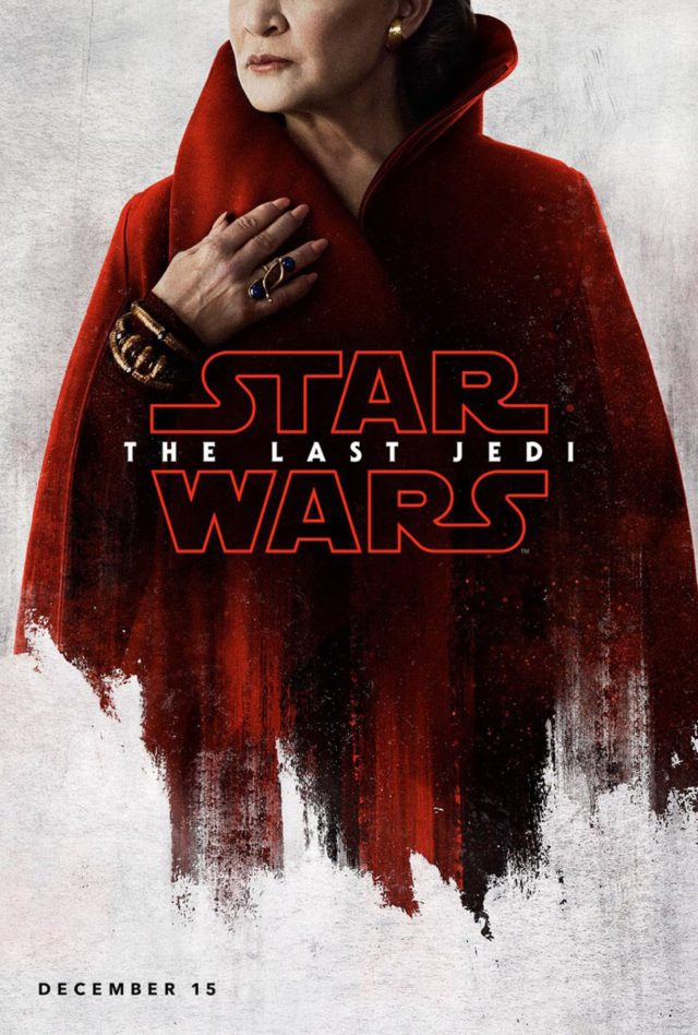star wars the last jedi character posters 4