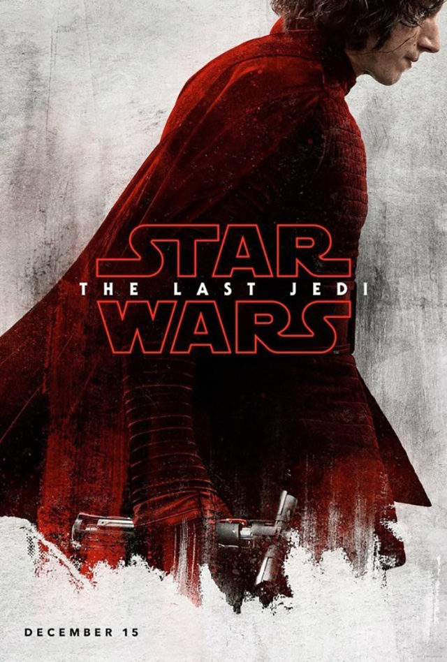 star wars the last jedi character posters 6