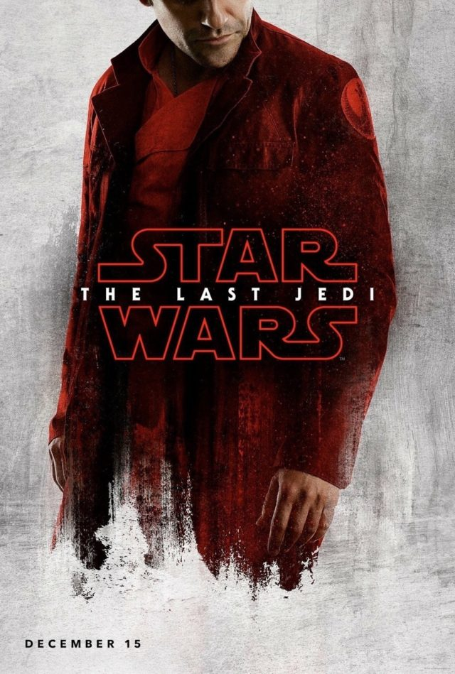 star wars the last jedi character posters 5