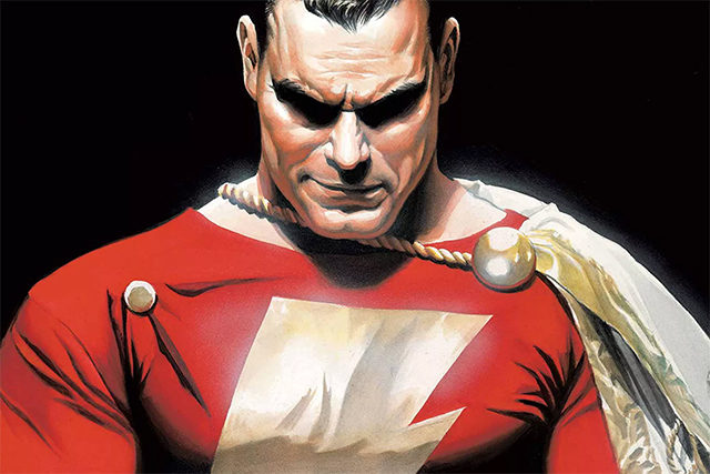 dc shazam lighthearted fun