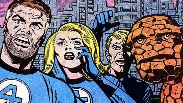fantastic four childrens book reboot mark millar