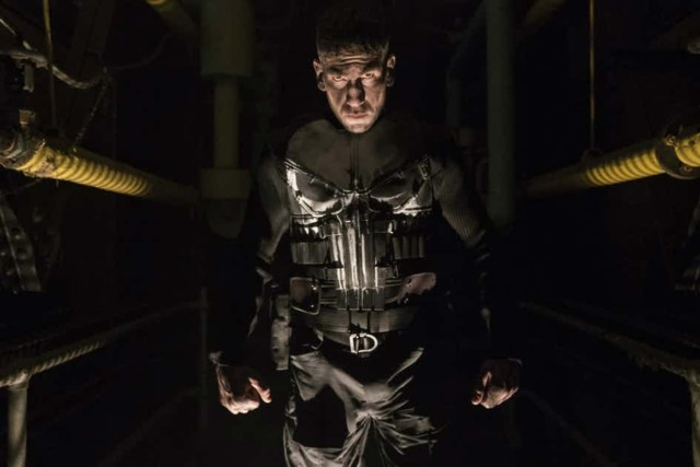first look the punisher new costume