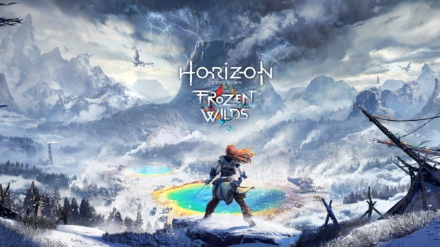 horizon zero dawn the frozen wilds november 7