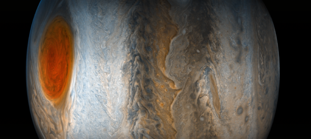 nasa new view of jupiter