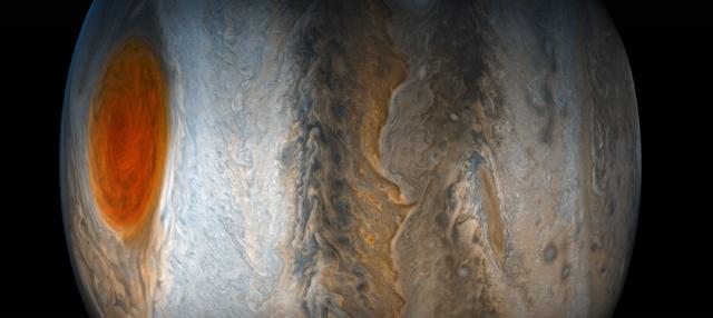 nasa new view of jupiter