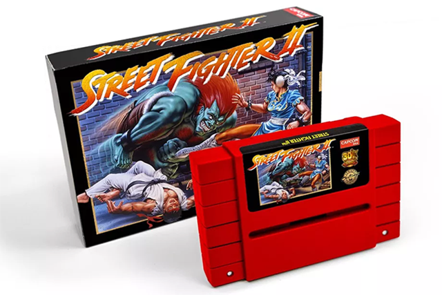street fighter 2 collectible may catch fire