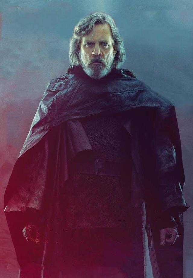 star wars the last jedi luke dark side