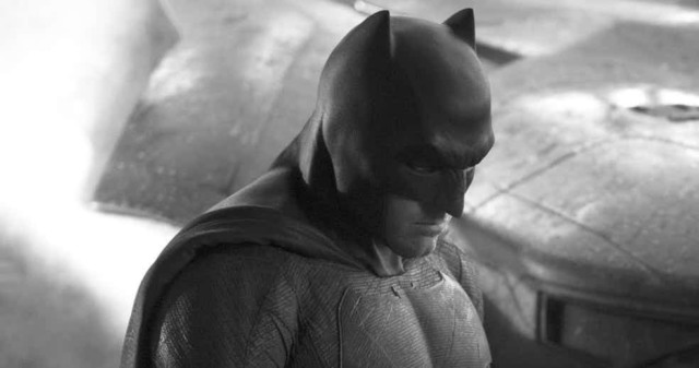 ben affleck not in the batman