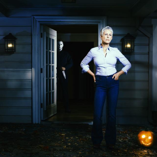 jamie lee curtis returning halloween movie