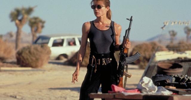linda hamilton returning terminator franchise