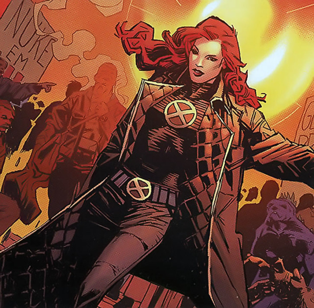 marvel resurrecting jean grey