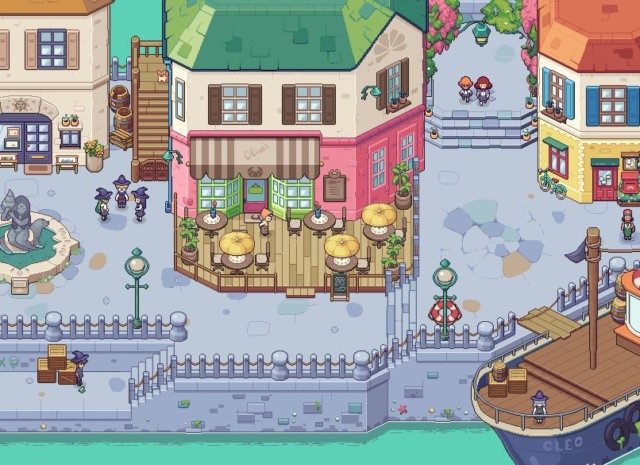 stardew valley publisher harry potter magical