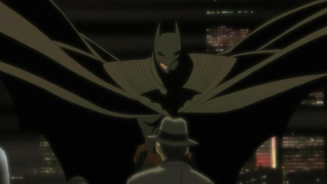 batman ninja anime