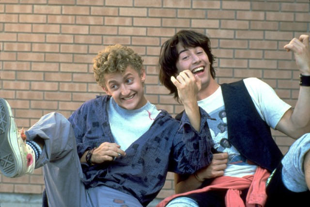 bill and ted 3 bill and ted face the music