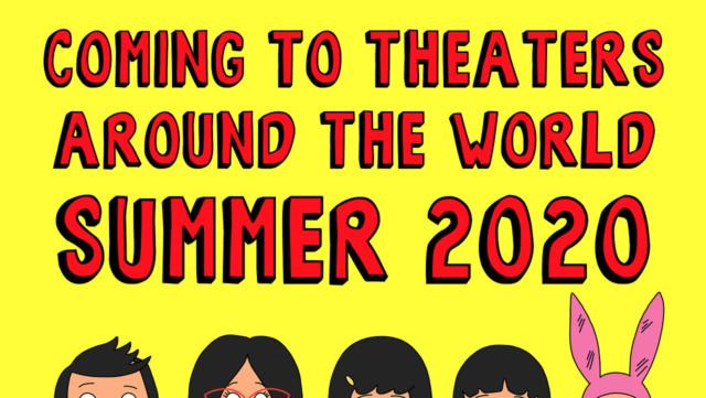 bobs burgers movie july 2020