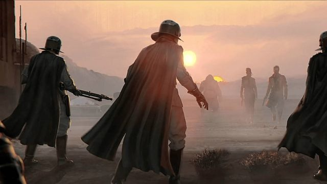 ea close visceral games cancel star wars game