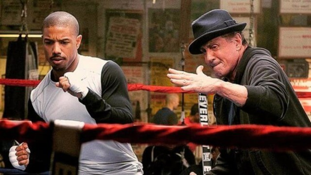 sylvester stallone directing creed 2