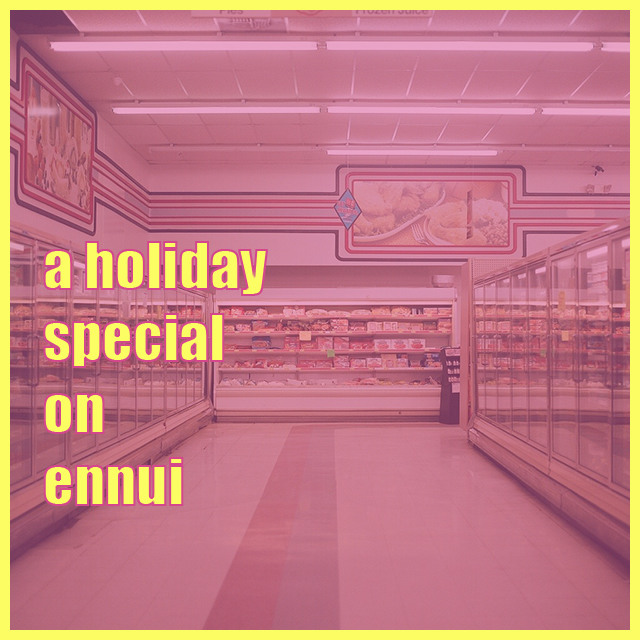 monday morning commute a holiday special on ennui