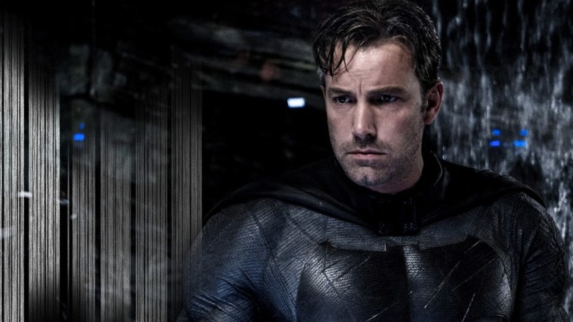 ben affleck contemplating matt reeves batman movie