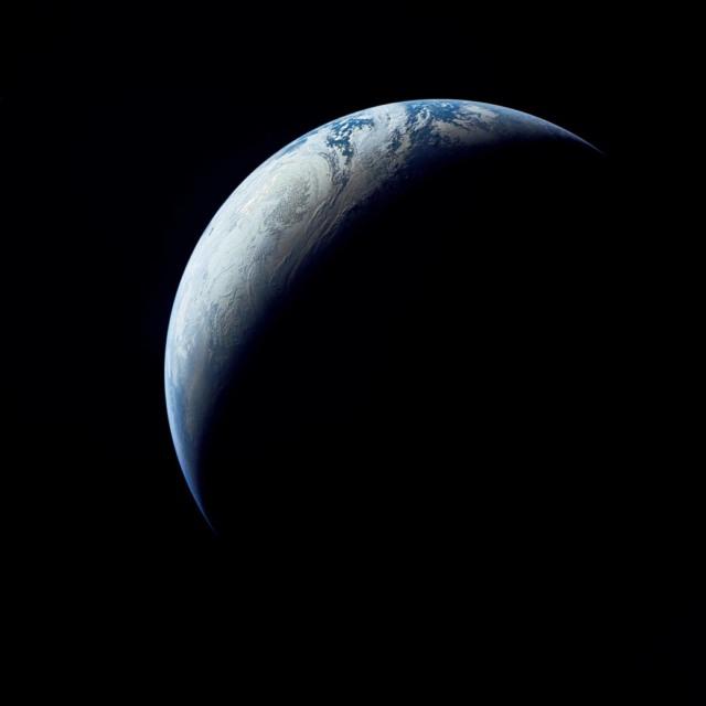 earth 10000 miles away