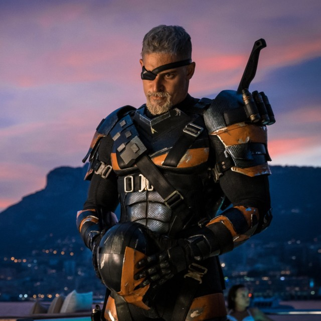 first look deathstroke joe manganiello