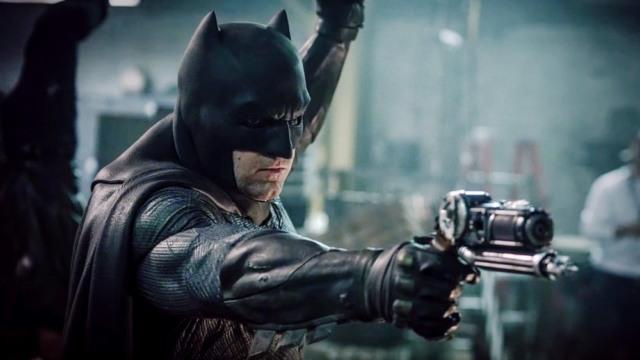 matt reeves ben affleck replacement the batman