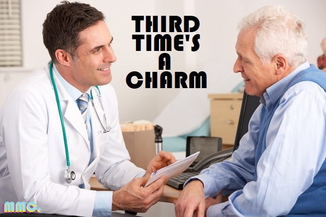 Third Time's a Charm