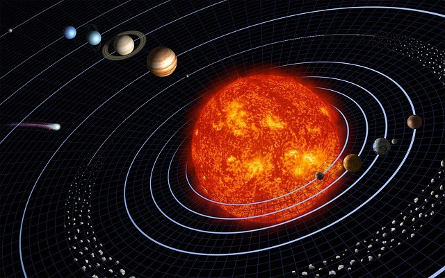 nasa google solar system eight planets