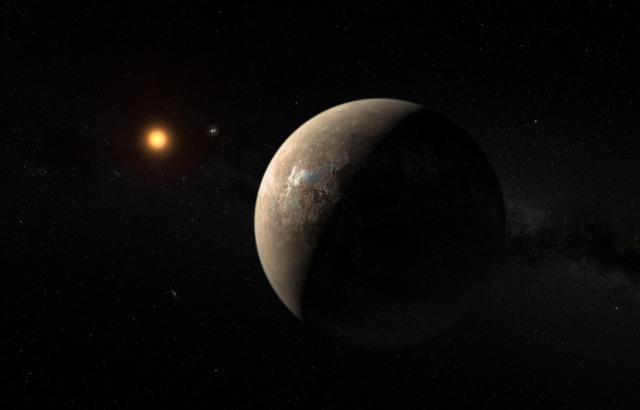 nasa probe alpha centauri 2069
