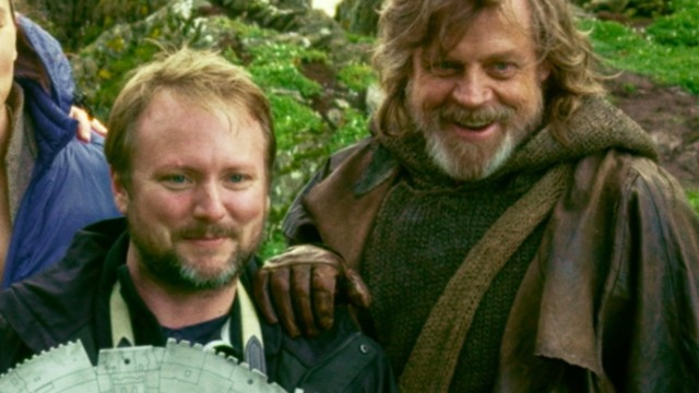 rian johnson no limitations new star wars trilogy
