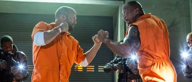 the rock fast and furious spin off deadpool 2 david leitch