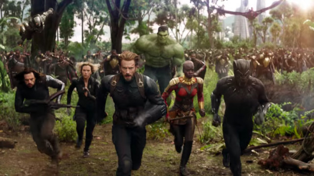avengers infinity war april 27