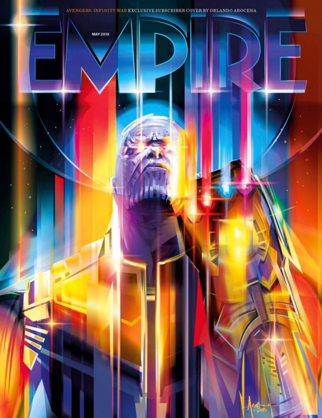 empire thanos all the infinity gems