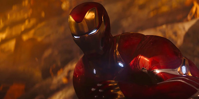 infinity war iron man bleeding edge armor