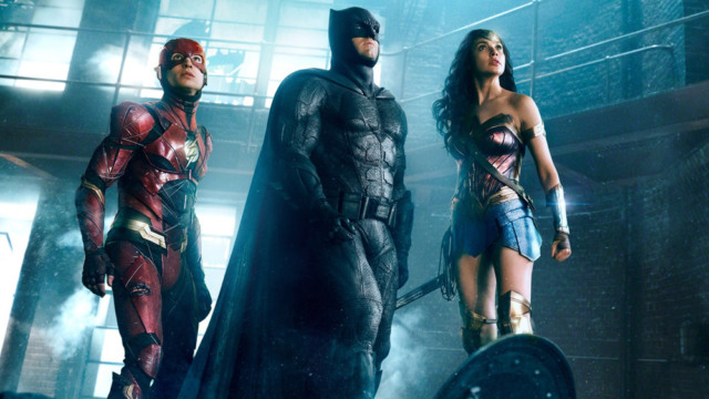 'Justice League' is officially the lowest-grossing DCEU movie, which is definitely not how it was planned