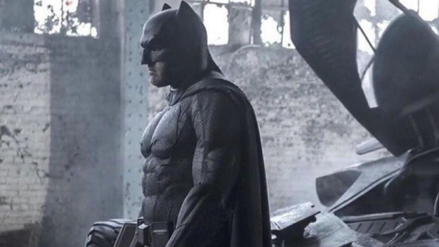 solo batman movie filming 2019