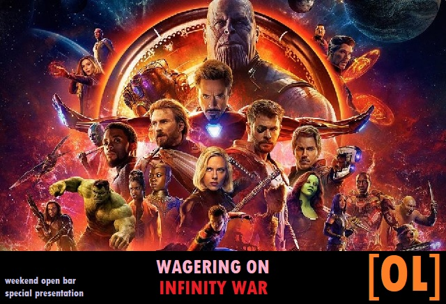 Wagering on Infinity War