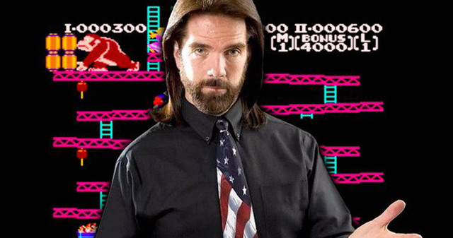 billy mitchell donkey kong cheated