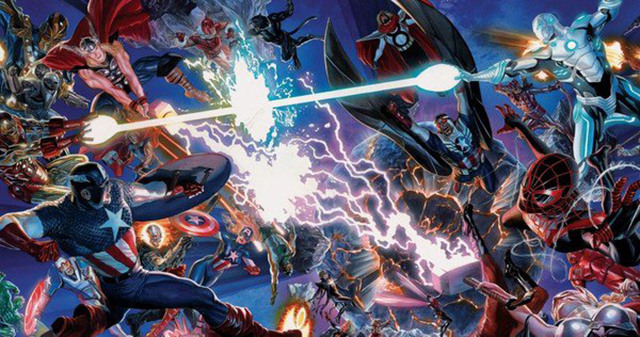 russo brothers secret wars movie