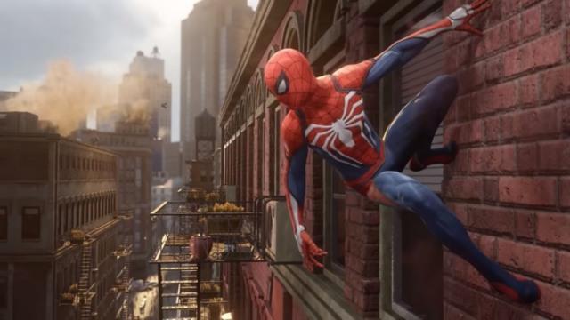 spider-man playstation 4 september 7