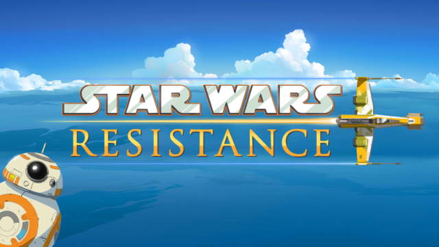star wars resistance animated series