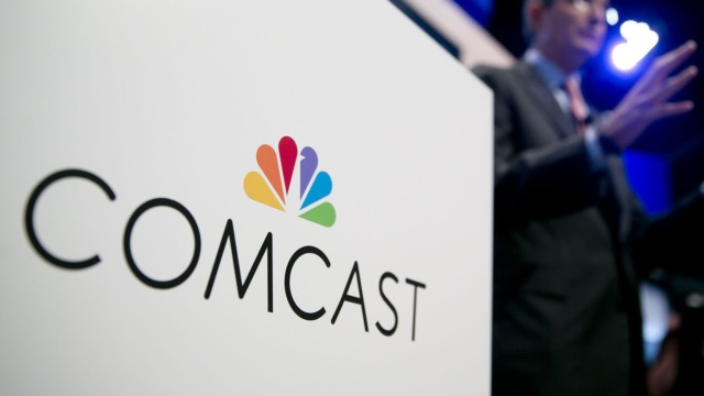 comcast bidding fox disney