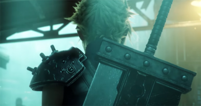 final fantasy vii remake date e3