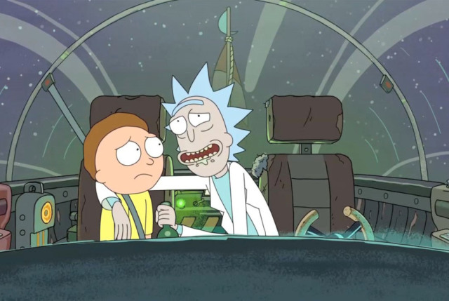 rick and morty renewed seventy episodes