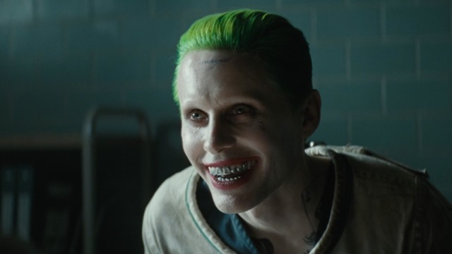 jared leto the joker movie