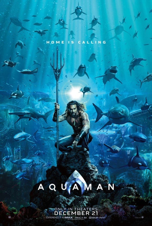 official aquaman poster